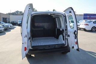 2014 Renault Kangoo F61 Phase II White 4 Speed Automatic Van.