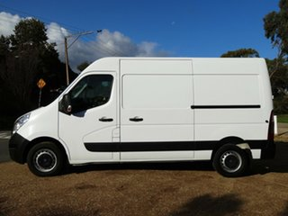 2018 Renault Master X62 Mid Roof MWB AMT White 6 Speed Sports Automatic Single Clutch Van