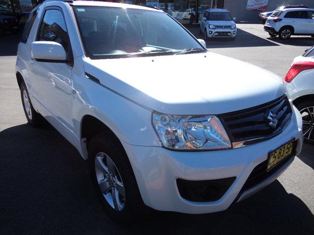Used Suzuki Grand Vitara JT MY15 Navigator (4x4) Wagga Wagga, 2016 Suzuki Grand Vitara JT MY15 Navigator (4x4) Abalone White 4 Speed Automatic Wagon