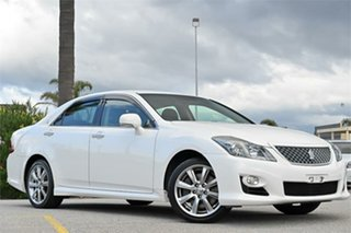 2008 Toyota Crown GRS204 White 1 Speed.