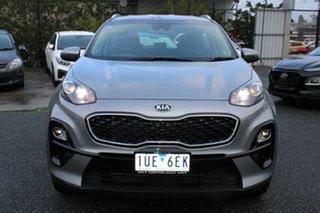 2020 Kia Sportage QL MY20 S 2WD Steel Grey 6 Speed Sports Automatic Wagon.