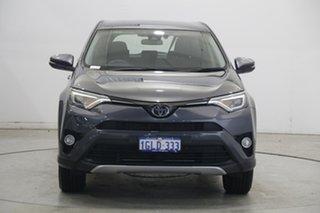 2017 Toyota RAV4 ZSA42R GX 2WD Grey 7 Speed Constant Variable Wagon.