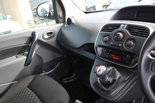 2015 Renault Kangoo F61 Phase II Maxi Red 6 Speed Manual Van