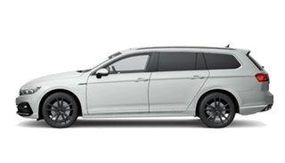 2021 Volkswagen Passat 3C (B8) MY21 206TSI DSG 4MOTION R-Line White 6 Speed