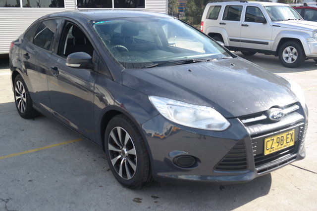 Used Ford Focus LV Mk II CL Maryville, 2011 Ford Focus LV Mk II CL Grey 4 Speed Sports Automatic Hatchback