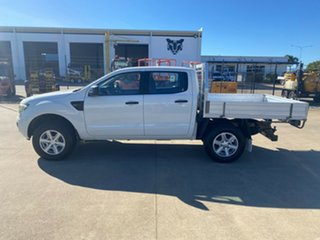 2014 Ford Ranger PX XL White/140614 6 Speed Sports Automatic Cab Chassis
