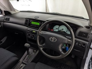 2004 Toyota Corolla ZZE122R Ascent Blue 4 Speed Automatic Hatchback