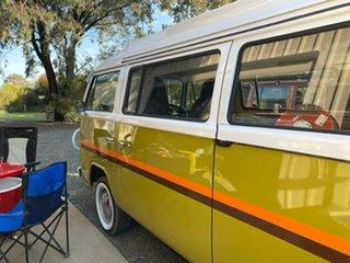 1976 Volkswagen Transporter Kombi Type 2 Kombi Yellow 4 Speed Manual Van.