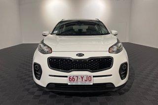 2018 Kia Sportage QL MY18 Si 2WD White 6 speed Automatic Wagon.