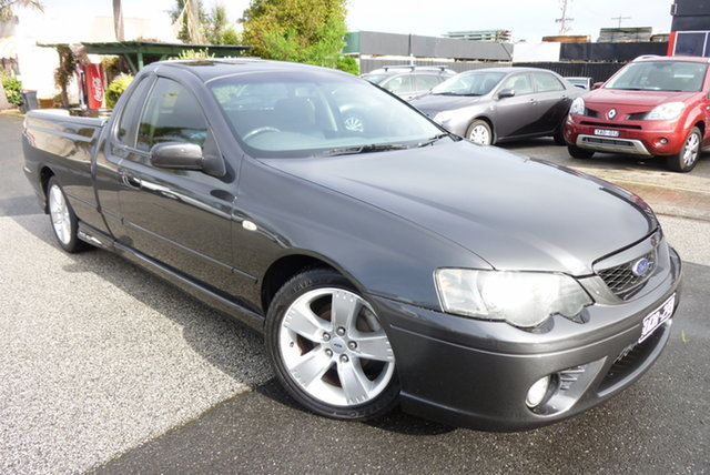 Used Ford Falcon BF MkII XR6 Cheltenham, 2007 Ford Falcon BF MkII XR6 5 Speed Manual Utility