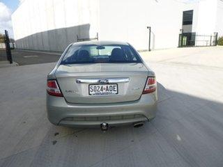 2011 Ford Falcon FG G6E EcoLPi Gold Sports Automatic Sedan