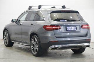2017 Mercedes-Benz GLC-Class X253 807MY GLC250 9G-Tronic 4MATIC Grey 9 Speed Sports Automatic Wagon