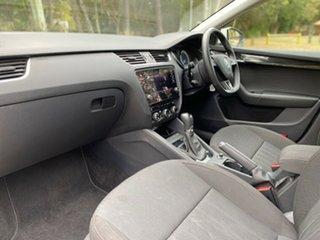2019 Skoda Octavia NE MY19 Sport Sedan DSG 110TSI Candy White 7 Speed Sports Automatic Dual Clutch