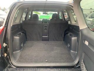 2008 Toyota RAV4 GSA33R SX6 Black 5 Speed Automatic Wagon
