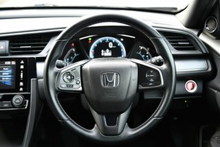 2018 Honda Civic 10th Gen MY18 VTi-S Silver 1 Speed Constant Variable Hatchback
