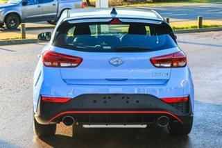 2021 Hyundai i30 PD.V4 MY21 N Line Performance Blue 6 Speed Manual Hatchback.