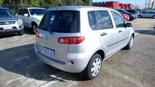 2006 Mazda 2 DY10Y2 Neo Silver 5 Speed Manual Hatchback