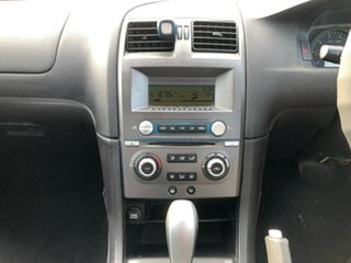 2005 Ford Falcon BA MkII Classic White 4 Speed Auto Seq Sportshift Sedan