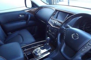 2020 Nissan Patrol Y62 Series 5 MY20 TI Gold 7 Speed Sports Automatic Wagon
