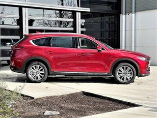2021 Mazda CX-8 Asaki SKYACTIV-Drive i-ACTIV AWD LE Wagon.