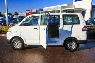 2008 Suzuki APV White 5 Speed Manual Van
