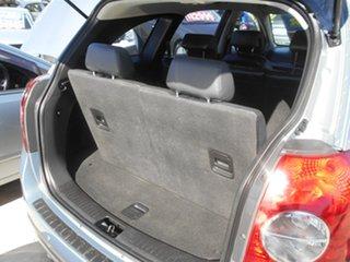 2009 Holden Captiva CG MY09 LX AWD Silver 5 Speed Sports Automatic Wagon