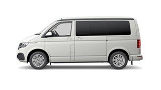 2021 Volkswagen California T6.1 Beach TDI340 Candy White 7 Speed Semi Auto Mini Bus.