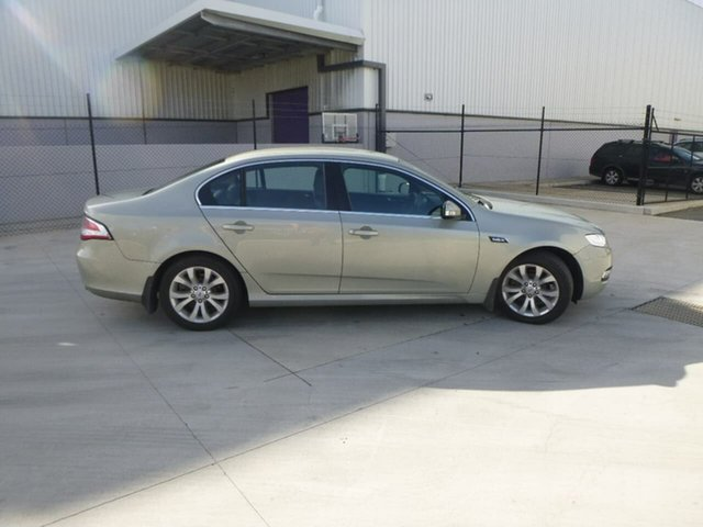 Used Ford Falcon FG G6E EcoLPi Beverley, 2011 Ford Falcon FG G6E EcoLPi Gold Sports Automatic Sedan