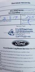 2015 Ford Kuga TF Ambiente (AWD) White 6 Speed Automatic Wagon