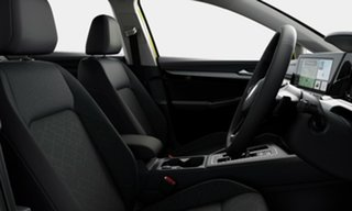 2021 Volkswagen Golf 8 MY21 110TSI Life Yellow 8 Speed Sports Automatic Hatchback