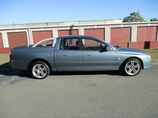2004 Holden Crewman VZ S Grey 4 Speed Automatic Utility.