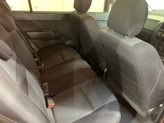 2007 Hyundai Getz TB Upgrade SX Red 4 Speed Automatic Hatchback