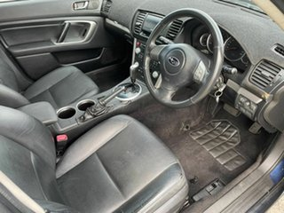2006 Subaru Liberty MY06 2.0R Blue 4 Speed Auto Elec Sportshift Sedan