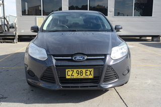 2011 Ford Focus LV Mk II CL Grey 4 Speed Sports Automatic Hatchback.