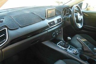 2015 Mazda 3 BM5476 Maxx SKYACTIV-MT Silver 6 Speed Manual Hatchback