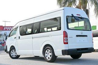 2016 Toyota HiAce KDH221R White Van.