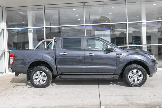 Used Ford Ranger PX MkIII 2020.75MY XLT Ferntree Gully, 2020 Ford Ranger PX MkIII 2020.75MY XLT Grey 6 Speed Sports Automatic Double Cab Pick Up