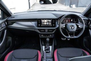 2021 Skoda Kamiq NW MY21 110TSI DSG FWD Monte Carlo Black 7 Speed Sports Automatic Dual Clutch Wagon.