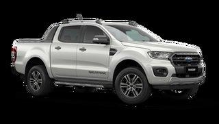 2021 Ford Ranger Alabaster White Pick Up.