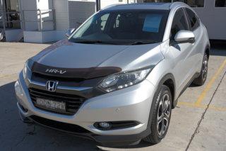 2015 Honda HR-V MY15 VTi-L Silver 1 Speed Constant Variable Hatchback.