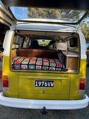 1976 Volkswagen Transporter Kombi Type 2 Kombi Yellow 4 Speed Manual Van