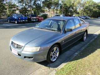 2004 Holden Crewman VZ S Grey 4 Speed Automatic Utility