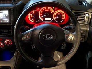 2010 Subaru Impreza G3 MY10 WRX AWD Black 5 Speed Manual Sedan