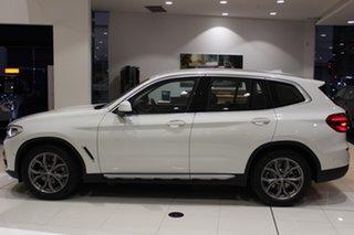 2021 BMW X3 G01 sDrive20i Steptronic Alpine White 8 Speed Sports Automatic Wagon