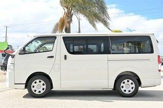 2016 Toyota HiAce KDH201R CDX White 4 Speed Automatic Van