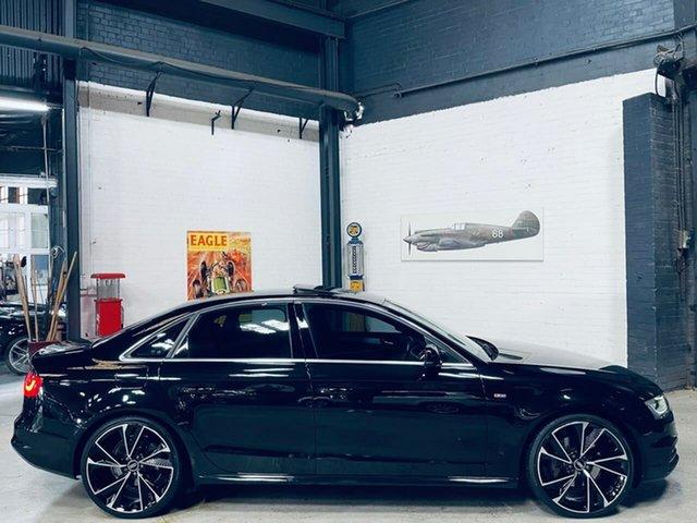 Used Audi A4 B8 8K MY15 S Line S Tronic Quattro Sport Plus Port Melbourne, 2015 Audi A4 B8 8K MY15 S Line S Tronic Quattro Sport Plus Grey 7 Speed Sports Automatic Dual Clutch