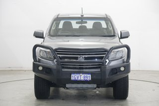 2016 Holden Colorado RG MY17 LS Pickup Crew Cab Graphite 6 Speed Sports Automatic Utility.