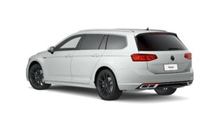 2021 Volkswagen Passat 3C (B8) MY21 206TSI DSG 4MOTION R-Line White 6 Speed.