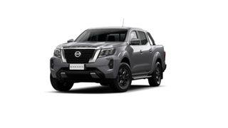 2021 Nissan Navara D23 MY21 ST-X Twilight Grey 7 Speed Sports Automatic Utility.