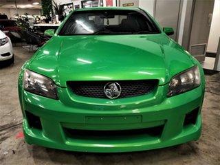 2008 Holden Commodore VE SV6 Metallic Green 6 Speed Manual Sedan